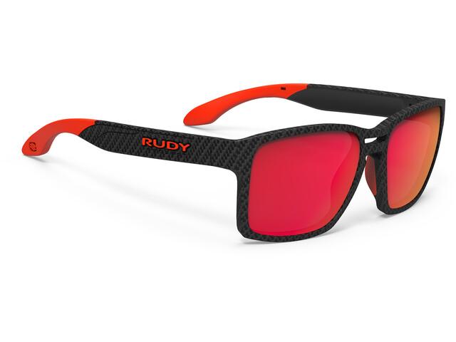 Rudy Project Spinair 57 Brillenglas rood/zwart